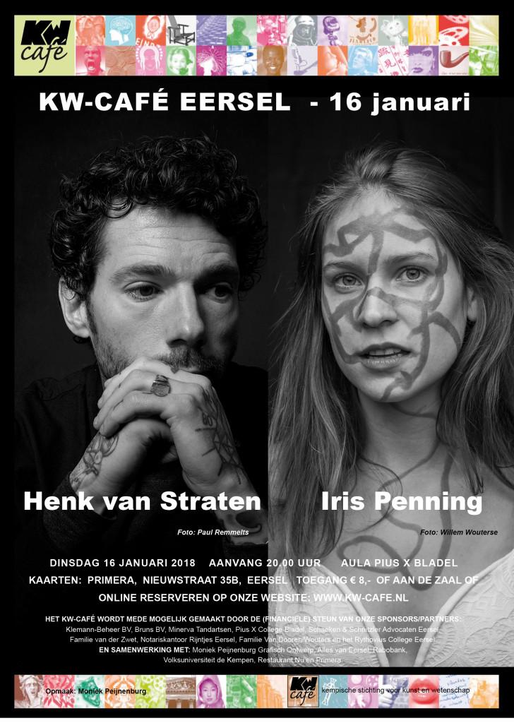 Poster 4. Henk en Iris